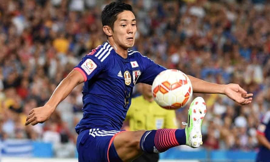 Japan's Yoshinori Muto had been sought by Chelsea but opted to join Mainz in order to play regular football.