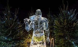 Edinburgh Ice Adventure