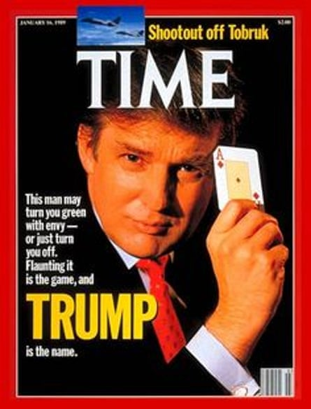 TIME cover January 1989