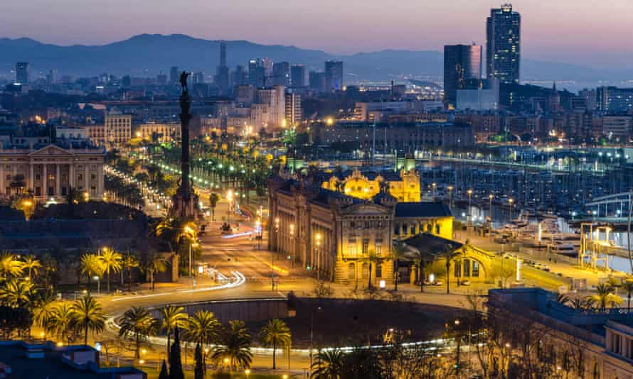 Barcelona is among the places where the jewel thieves have struck.