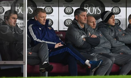 'New signings won't make a difference,' says Sunderland's David Moyes