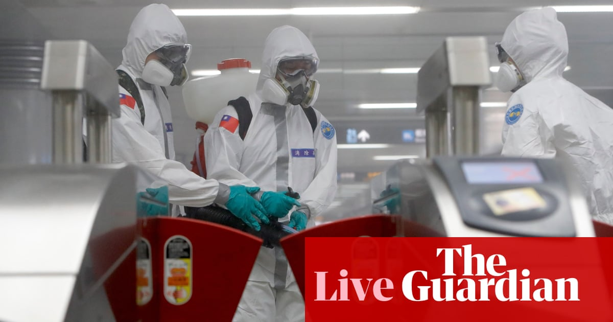 Coronavirus live news: Japan gives Taiwan 1.2m vaccine doses, Fauci calls for Wuhan lab worker records