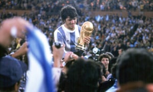 Argentine captain Daniel Passarella at the 1978 World Cup, which was soundtracked by Ennio Morricone.