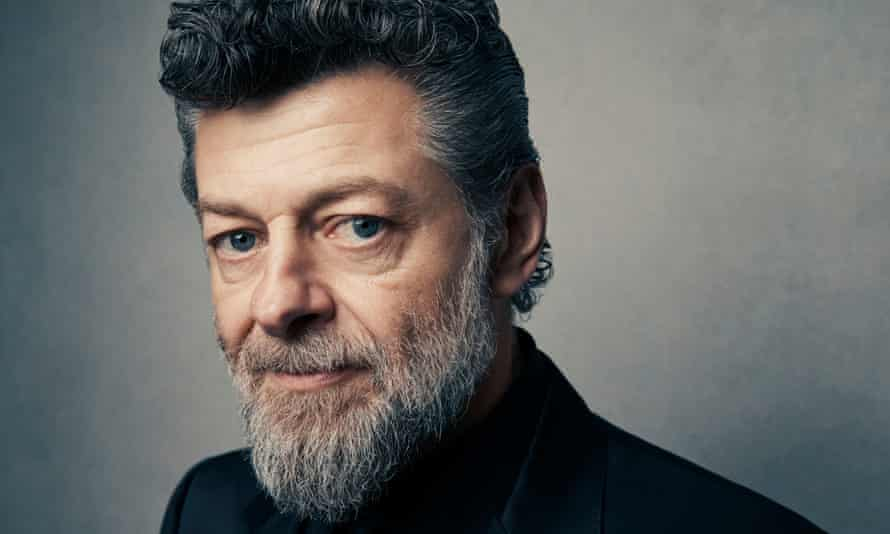 'I've always felt like an outsider': Andy Serkis.