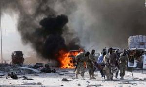 Mogadishu truck bombing