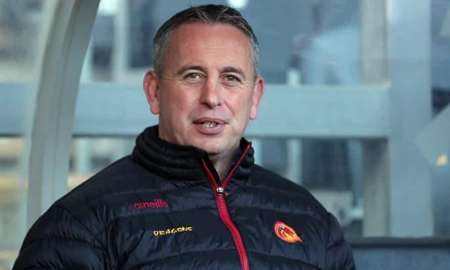 Steve McNamara said Catalans Dragons have 'a team that's ready to play and we need to find a way of doing that'.