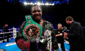 Boxing Scene have reported that Dillian Whyte tested positive for a banned substance before his fight with Oscar Rivas.