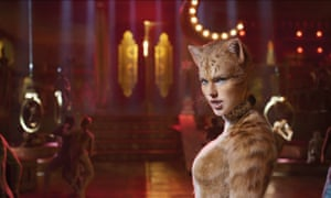 Taylor Swift in Cats.