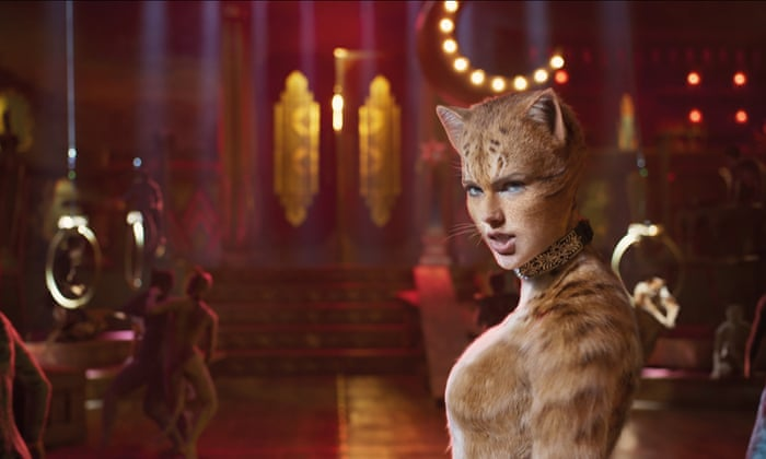 Cats review – will haunt viewers for generations   Film   The Guardian