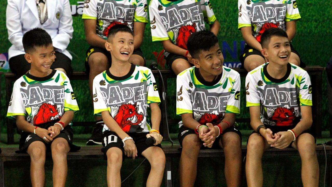 thai football team rescue