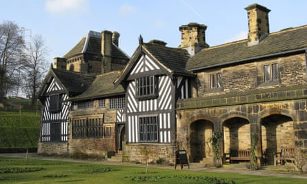 Shibden Hall in Halifax, the former home of Anne Lister