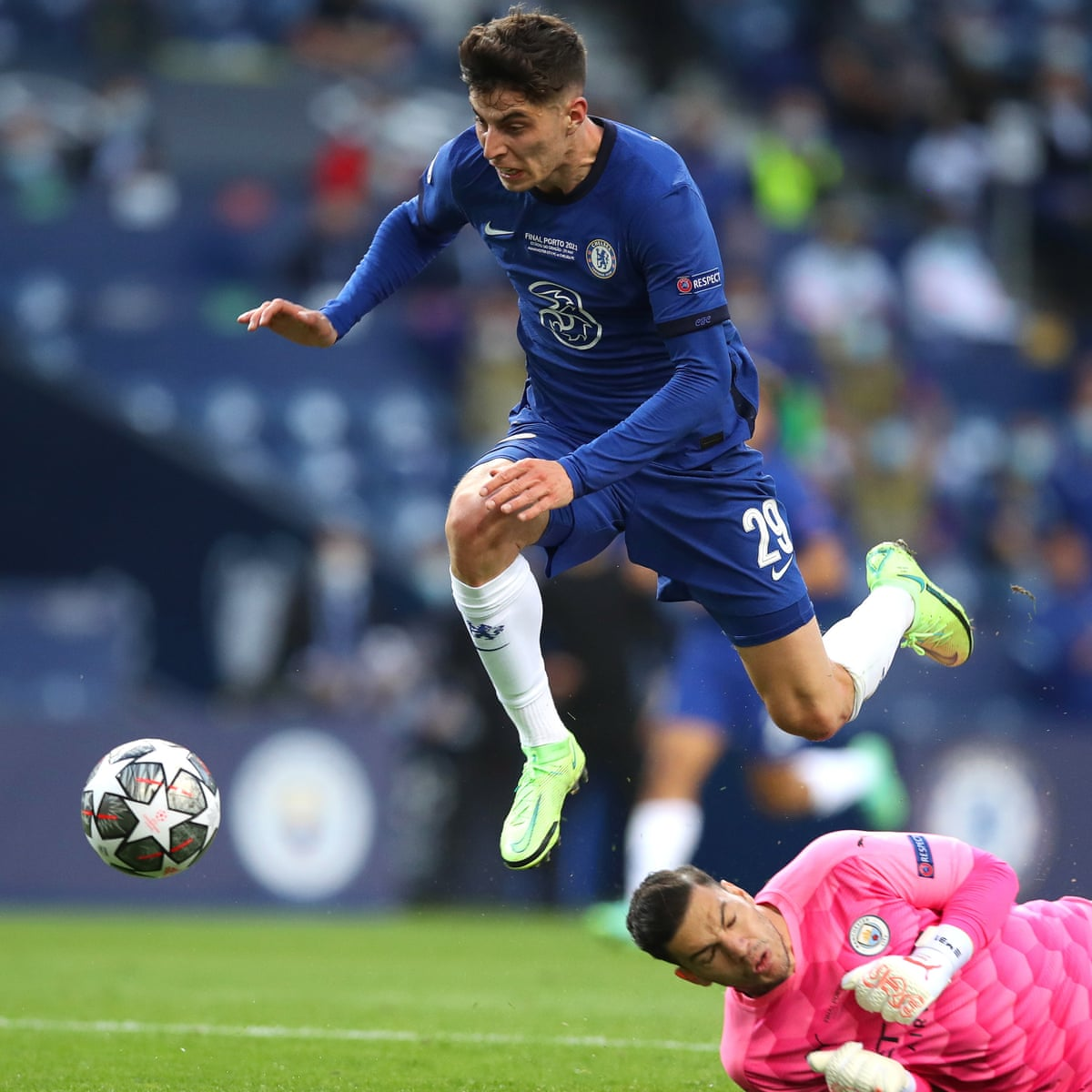 Manchester City 0 1 Chelsea Player Ratings From The Champions League Final Champions League The Guardian