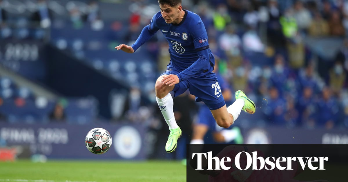 Manchester City 0-1 Chelsea: player ratings from the Champions League final