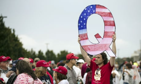 QAnon conspiracists believe in a vast pedophile ring. The truth is sadder