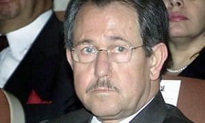 Fawaz Akhras, the chairman of the British Syrian Society