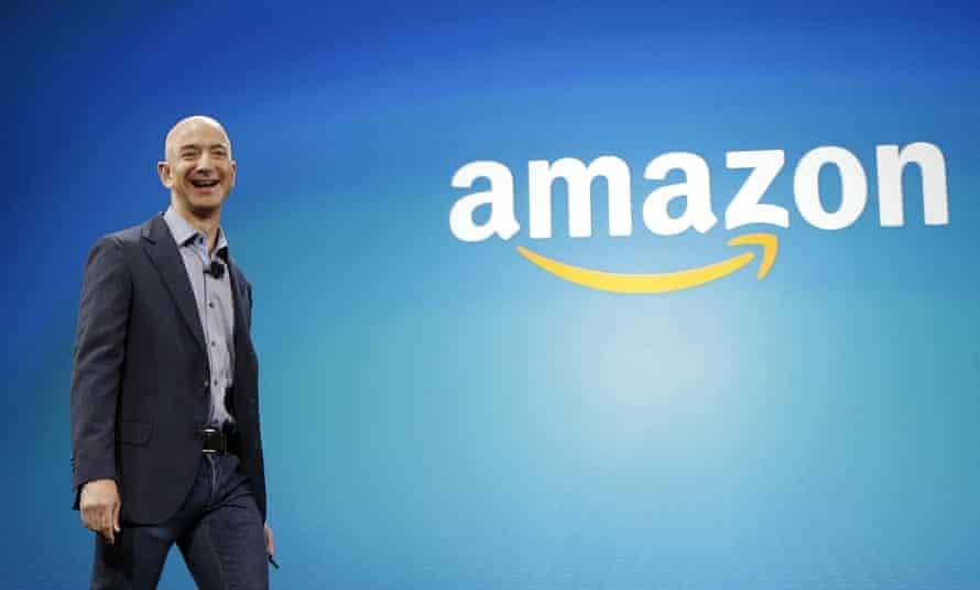 Jeff Bezos in June 2014.