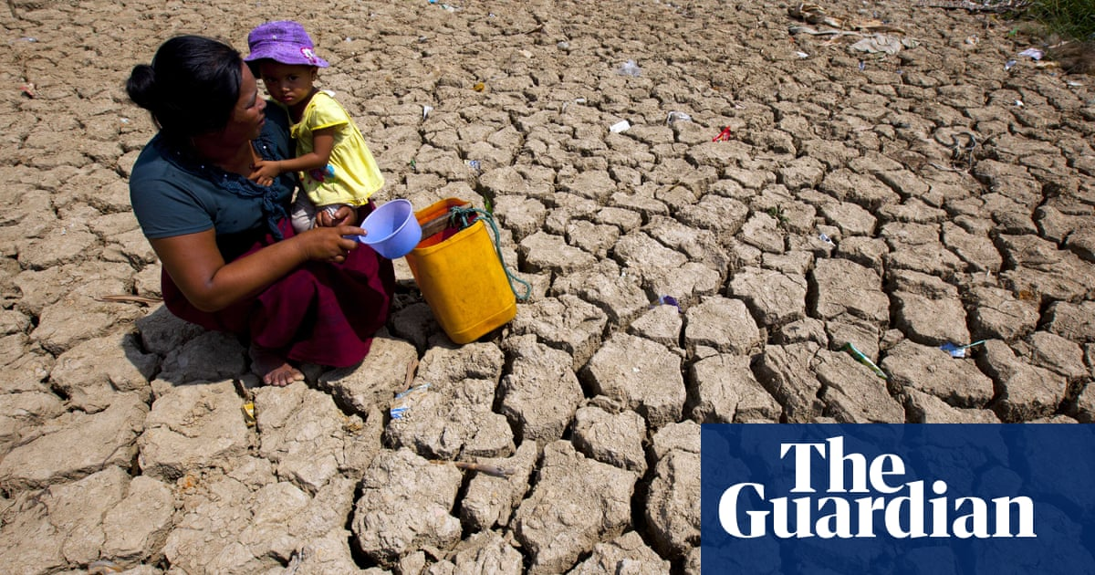 Climate crisis will affect lifelong health of young, warn doctors - The Guardian