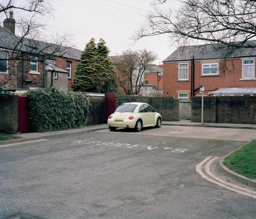 Cunliffe Street, Chorley, Lancashire by Amy Romer