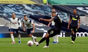Tottenham 1 1 Newcastle Premier League As It Happened Football The Guardian