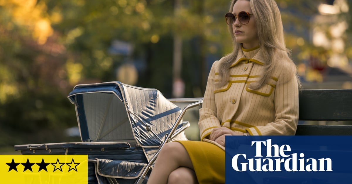 Im Your Woman review – 70s thriller goes from marvelous to middling