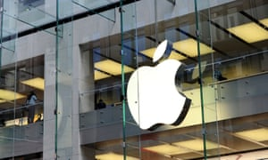 Apple's flagship store in Sydney, Australia