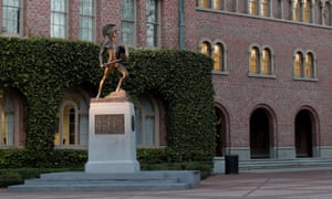 The University of Southern California was thrust into the college admissions scandal after it was revealed Olivia Jade Gianulli's parents paid for her spot.