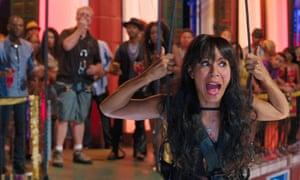 Jada Pinkett-Smith in Girls Trip: no shaming, no judgment, just japes.