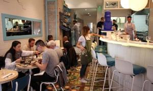Peixes restaurant, Nice, France