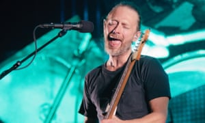 Radiohead's Thom Yorke keeps fans guessing.