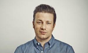 Tasty geezer: Jamie Oliver.