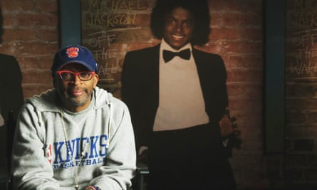 Spike Lee and Michael Jackson: not reinventing the wheel.