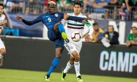USA 1-0 Mexico: international friendly – as it happened