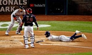 World Series Game 3 Houston Astros 4 1 Washington Nationals