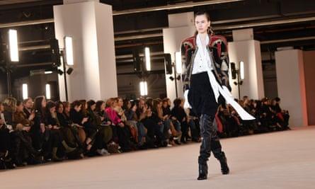 Saint Laurent Has Left The Paris Schedule Is This The End Of Fashion Week As We Know It Saint Laurent The Guardian