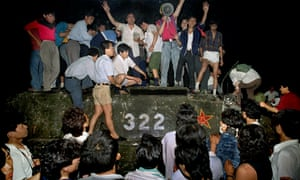 Tiananmen square anniversary: what sparked the protests in