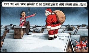 Ben Jennings cartoon 15/11/19