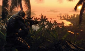 Crysis, one of the games heavily discounted in Steam's summer sale.