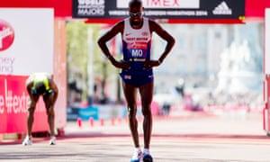 Steve Jones expects Mo Farah to break his 33-year-old British marathon record.