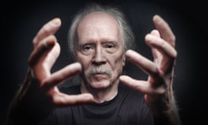 John Carpenter … loves carpets, hates watching his own films.