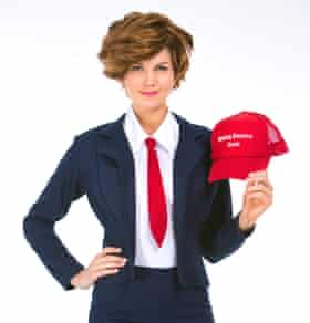 The 'Donna T Rumpshaker' outfit.