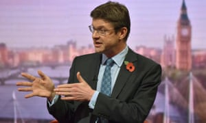 Greg Clark, the secretary of state for business, energy and industrial strategy, speaks on the BBC's Andrew Marr Show.
