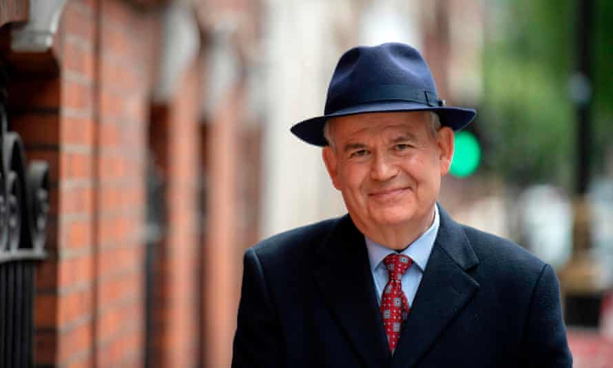 Julian Lewis, chair of the ISC