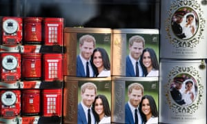 Harry and Meghan wedding souvenirs