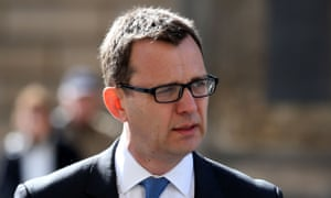Andy Coulson is understood to have parted company with the Telegraph.