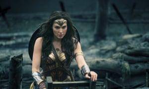 Gal Gadot as Wonder Woman: a rare hit.