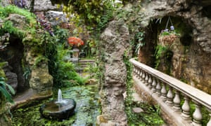 Dewstow Gardens and Grottoes,