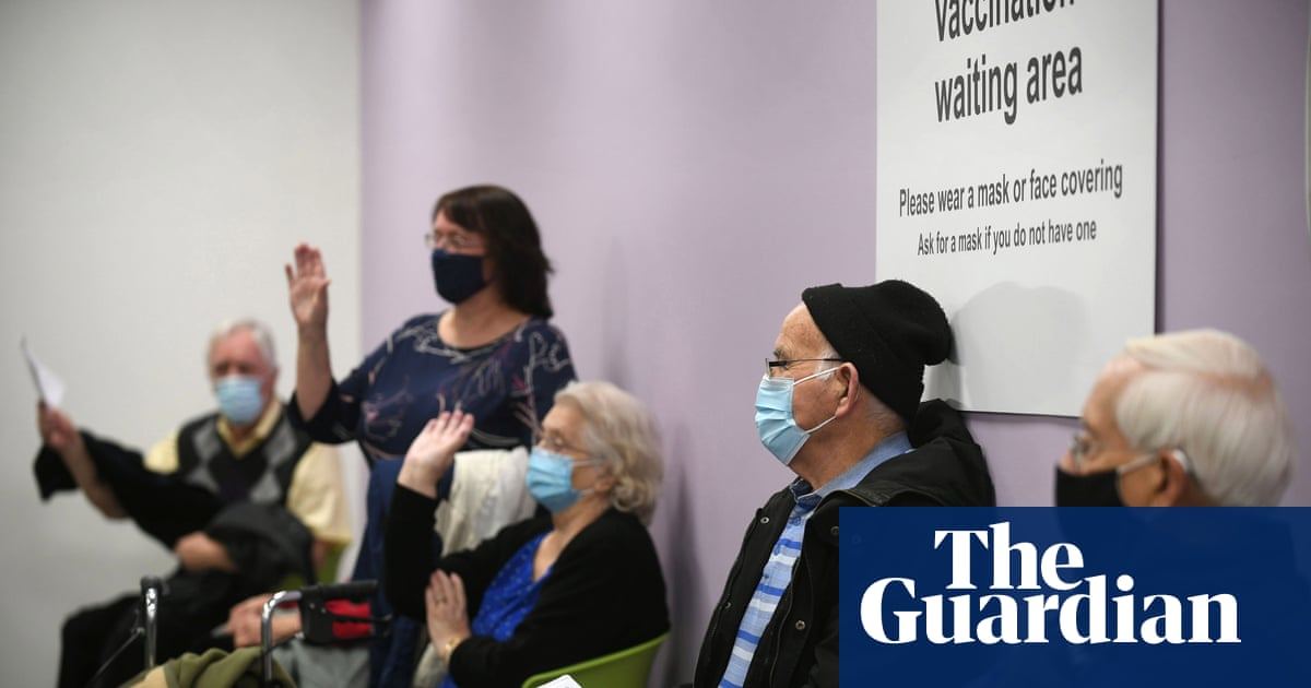 Vaccine hesitancy remains extremely low in UK despite concerns, government claims