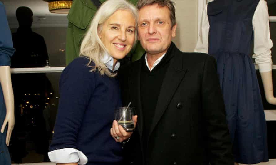 Ruth and Tom Chapman