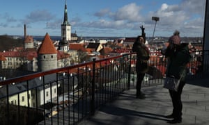 Tallinn. The Estonian authorities have been trying to woo UK tech firms worried about the end of free movement after Brexit.