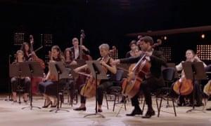 Renaud Capuçon and friends perform Strauss's Métamorphoses